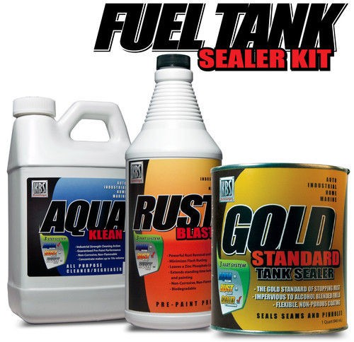 KBS 53000 Auto Fuel / Gas Sealer Kit Treats 25 Gallon Tank, Cost