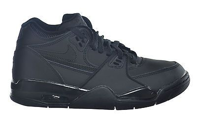 Air Flight 89 (GS) Big Kids Basketball Shoes Sneakers Black 318003 003