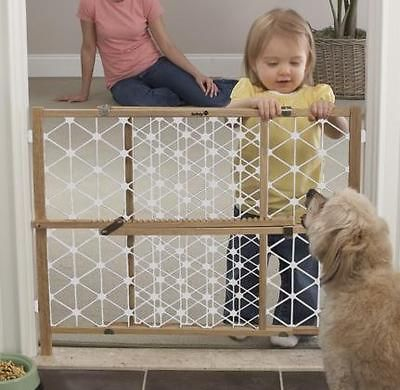 New Safety 1st® 23 Security Gate Baby Kid Pet Dog Security Gate Free