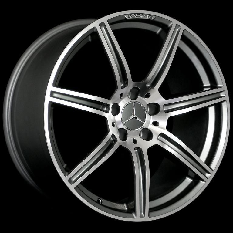 19 AMG Style Staggered Wheels 5x112 Rim Fits Mercedes Benz E Class