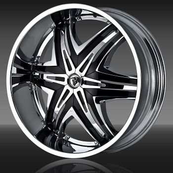 30 Diablo Wheels Elite Chrome Rim Tires 315 30 H2 28