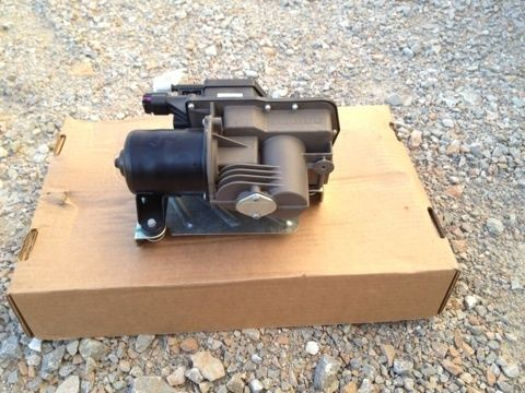 New GM Air Ride Compressors Trailblazer Envoy Bravada Rainier